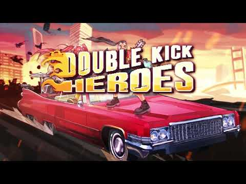 Double Kick Heroes Launch Trailer - Game Freaks 365