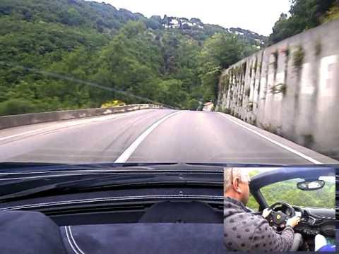 458 Speciale A Col de Turini Part 1