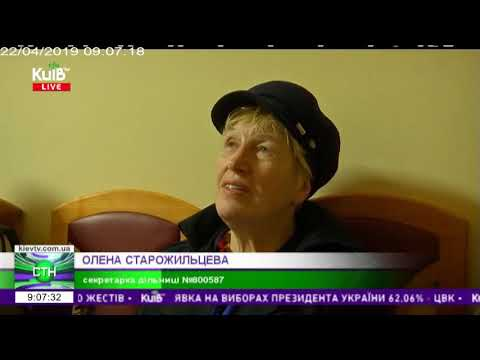 Телеканал Київ: 22.04.19 Столичні телевізійні новини 09.00