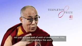 Does having a sense of purpose make achieving success more likely? His Holiness the Dalai Lama