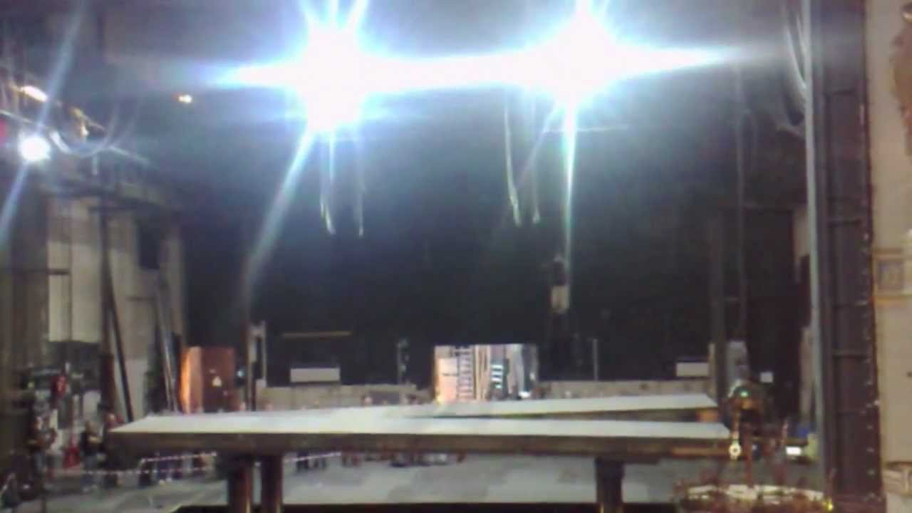 Stage Machinery – Revolves / Lifts – Theatrecrafts com