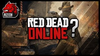 RED DEAD ONLINE RELEASE DATE AND NEW FEATURES | RED DEAD REDEMPTION 2