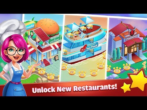 Cooking Star Chef: Order Up! Android Gameplay thumbnail
