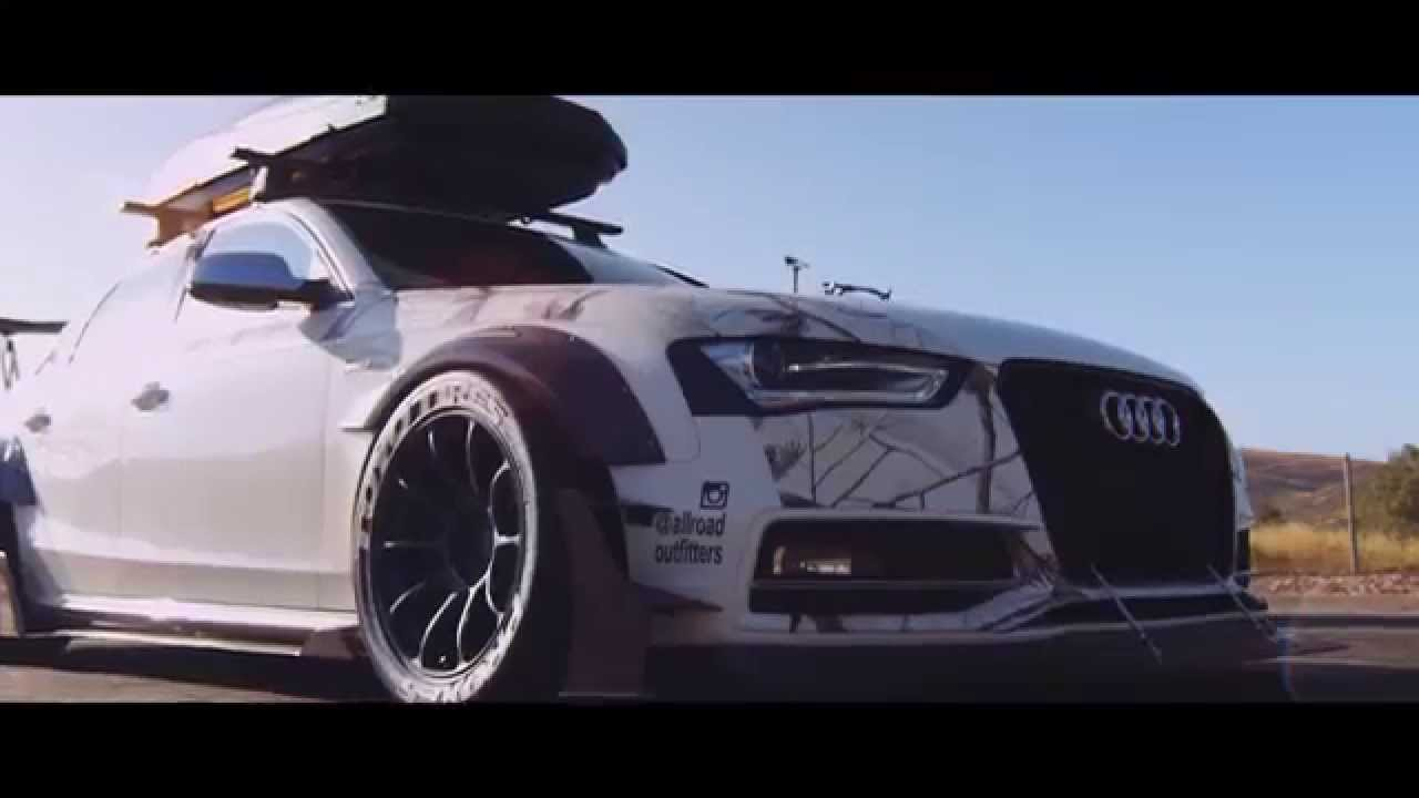 allroad outfitters release the beasts audi s4 audi. Black Bedroom Furniture Sets. Home Design Ideas