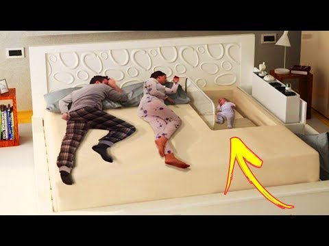 Genius Inventions For Kids That Make Parents' Lives Easier 「 funny photos 」