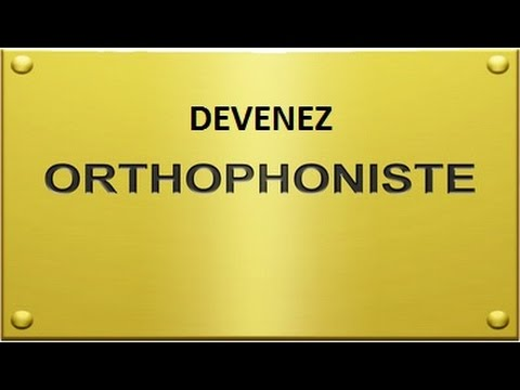 concours orthophonie