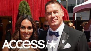 John Cena Opens Up About Split With Nikki Bella: 'I Love Her, I Want To Be With Her' | Access