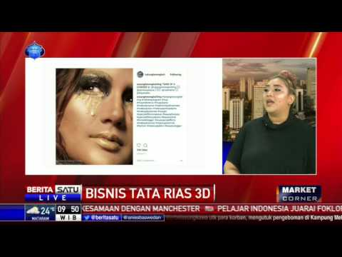 Dialog Market Corner: Bisnis Tata Rias 3D #2