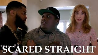 Scared Straight ft. King Keraun, Teddy Ray, & Pamela Pupkin (Parody)