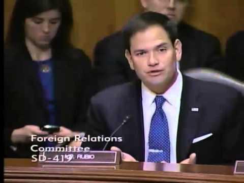 Rubio: U.S. Should Do More To Promote Internet Freedom In Cuba