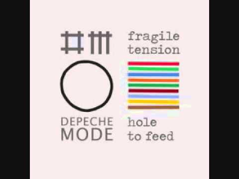 Fragile tension depeche mode video