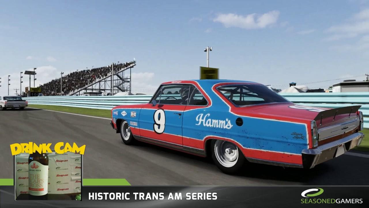 2017 SeasonedGamers Historic Trans Am - Race 1 Watkins Glen - YouTube