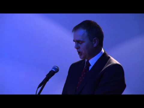 LETTERKENNY 5 Joe McHugh TD Chairman of the Cross-border Committee