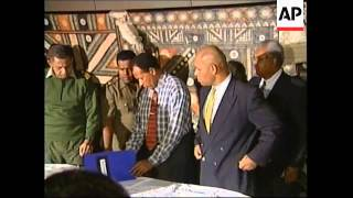 FIJI: COUP LATEST: AGREEMENT SIGNED