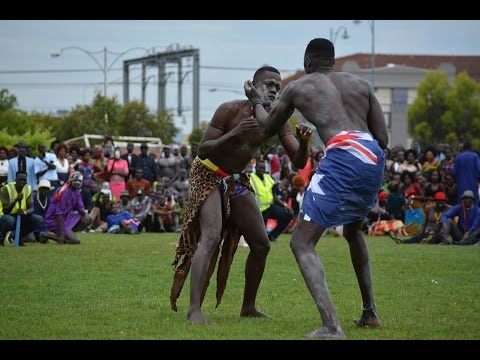 South Sudan Wrestling: Australia vs USA Full Highlights