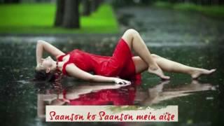 Bheegi Bheegi Baarish | Enjoy Rain | Hindi Lyrical Video| 😍😍😍| बारिश song |