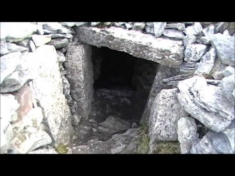 5,500 year old megalithic tomb uncovered...