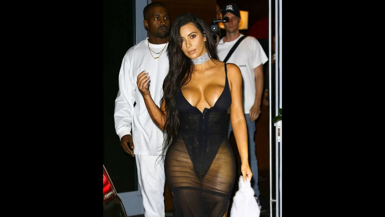 That kardashian wardrobe malfunction business!