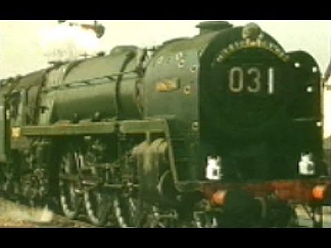 Steam Trains - Men Of The Footplate - 1939 London Midland & Scottish Railway - WDTVLIVE42