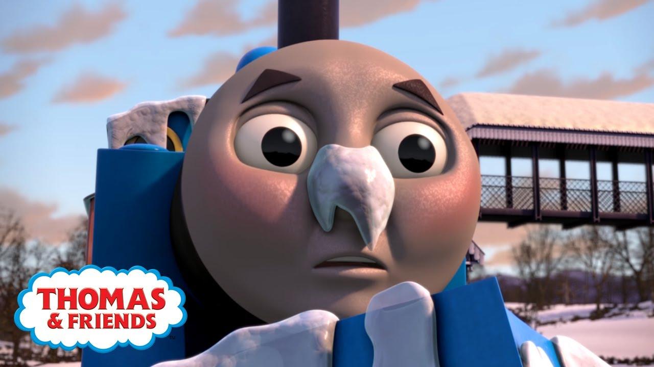 The Big Freeze | Thomas & Friends