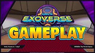 Wrack: Exoverse | PC Gameplay