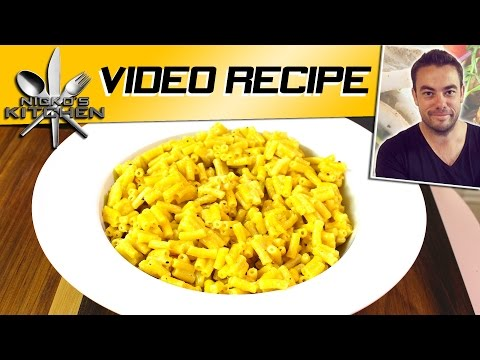Mac N Cheese (3 Ingredients) | Nicko's Kitchen