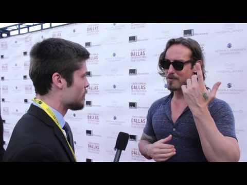 Johnny Strong: Daylight's End Red Carpet Interview