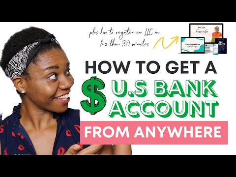 How To Get A US Bank Account Without SSN As A Non Resident Foreigner