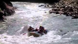 Сплав по реке Белая 2013 г(Видео снято коллективом и участниками тренингов и семинаров Школы Управления Реальностью