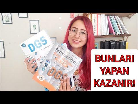 Download DGS'Yİ NASIL KAZANDIM/KAYNAKLAR/KANALLAR/ÇALIŞMA TARZIM