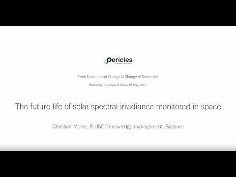 The future life of solar spectral irradiance monitored in space - Borås workshop