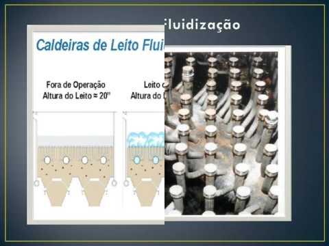Caldeira de leito fluidizado Palestra Sr Aldo Costa Silva