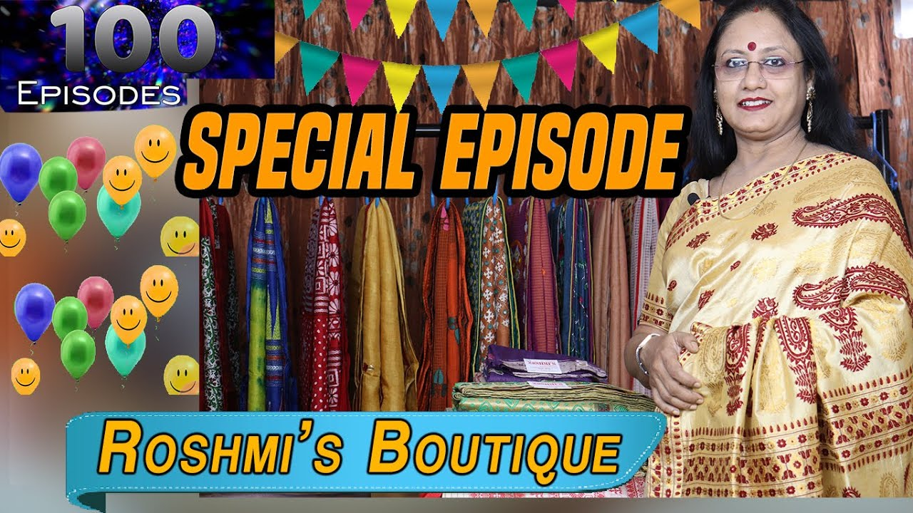 Download Roshmi's Boutique    Episode- 100    Special Episode   