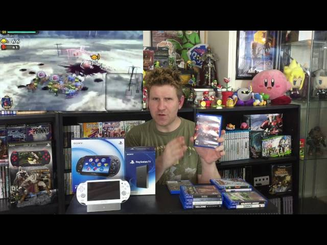 ULTIMATE PS VITA RARE GAME AND BUYERS GUIDE