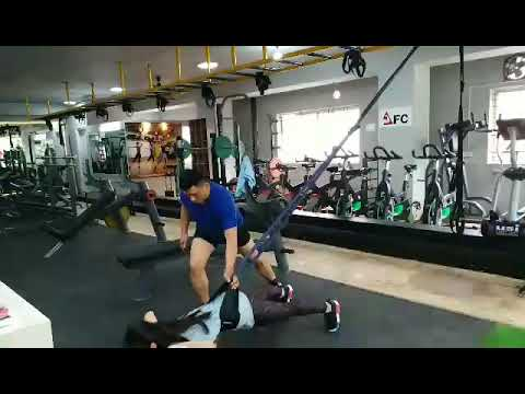 Aero fitness centre  Bangalore (where there is will there is way )