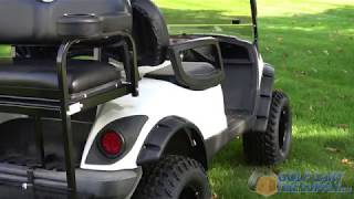 Offroad Golf Cart Fender Flares - Golf Cart Tire Supply