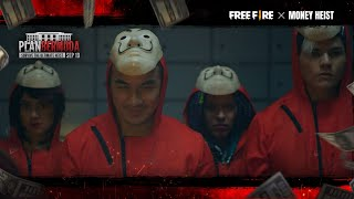 Joe Taslim Anggota Money Heist! | Free Fire Plan Bermuda