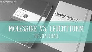 moleskine-vs-leuchtturm1917-the-great-debate