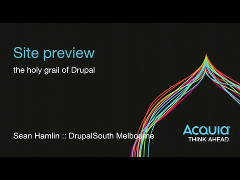 Site preview, the holy grail of Drupal