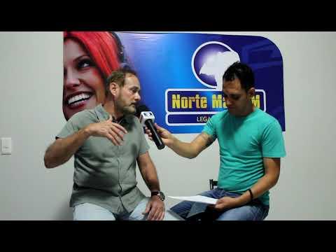 TV NORTE MAIS - ENTREVISTA PRÉ CANDIDATO DEPUTADO ESTADUAL SÉRGIO AMERICANO MENDES - 15 05 2018