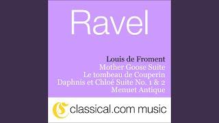 Daphnis et Chloé Suite No. 2 - Lever du jour - Pantomime - Danse générale du Troisième tableau