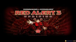 Command and Conquer - Red Alert 3 - Uprising gameplay (PC Game, 2009)