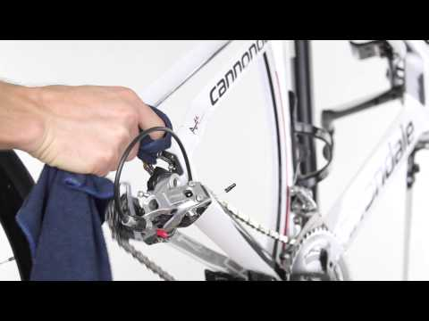 FLO Cycling - How to Install a Rear Wheel in Horizontal Dropouts