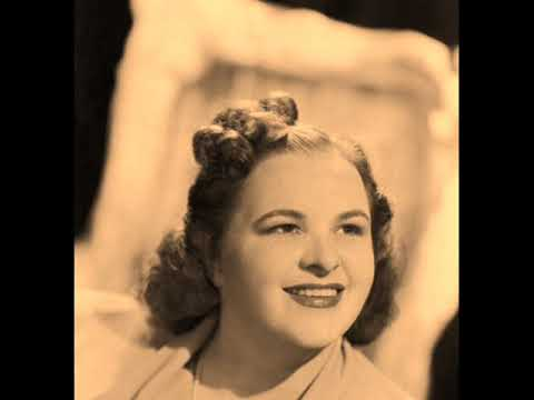 KATE SMITH SINGS   -SOMEBODY LOVES ME 1952