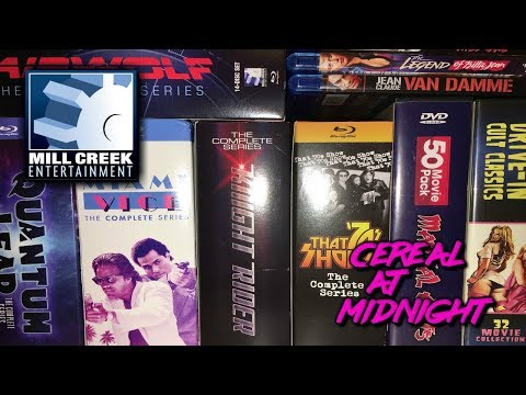 In Defense of Mill Creek Entertainment (50 movie packs, DVD, Blu-ray, Physical Media, box set)