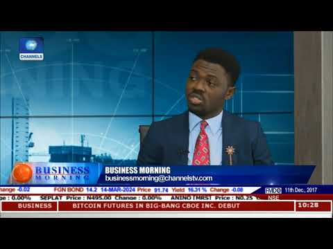 Analysing Drivers Of Runaway Index Return In Equities Market Pt.2 |Business Morning|