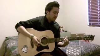 Numbers By The Cab (Acoustic Cover By Angelo Munji)