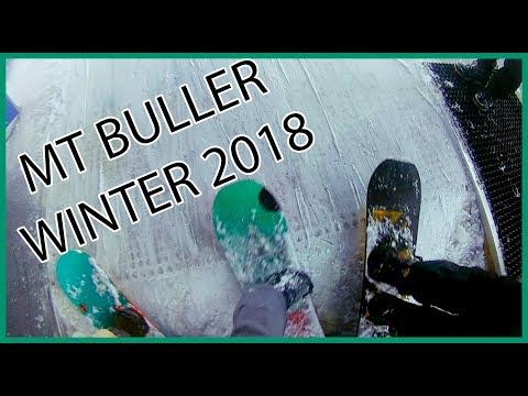 Mt Buller Snowboarding 2018. Victoria, Australia