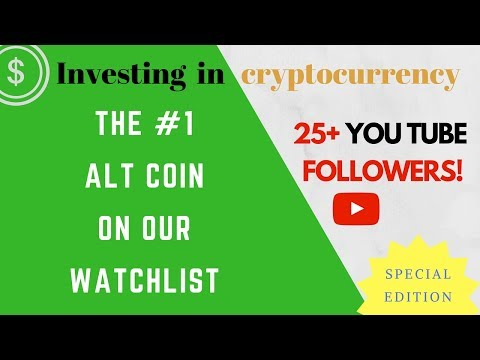 Civic (CVC) Is The #1 Alt Coin On Our Watchlist | Investing In Cryptocurrency