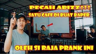 Gambar cover PECAH ABIZZ! SATU CAFE DI BUAT BAPER SAMA SI RAJA PRANK INI - ANGGA CANDRA